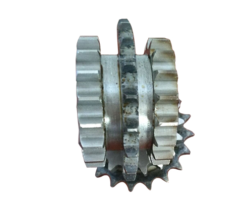 Comprehensive application of sprocket wheel and synchronous belt wheel